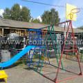 Фото 4: Детские спортивные комплексы