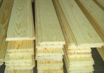 Вагонка деревянная 15*90мм