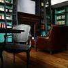 Новый объект в Портфолио - «Старинная библиотека»