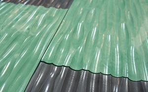 Рельефные облицовочные плиты из бетона