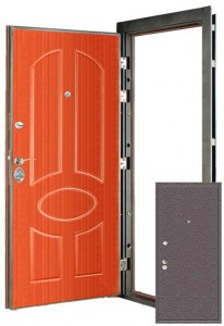Входная сейф-дверь Модель М1