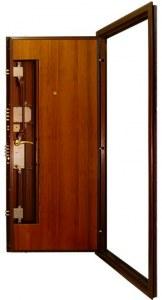 Входная сейф-дверь Эльбор Люкс