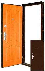 Входная сейф-дверь Модель М-3 (Россия)