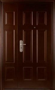 Входная дверь SM01/02 двухстворчатая