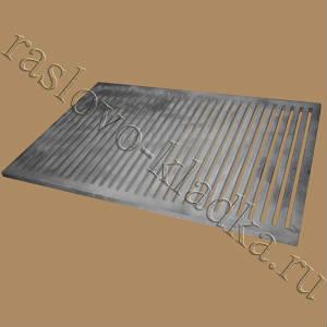 Чугунная гриль-решетка для барбекю и мангалов 555х365х10