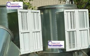 Воздухораспределители. Вентиляционное оборудование от НПЦ Вектор-Кондвент