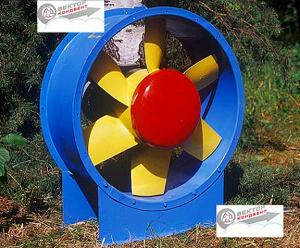 Вентилятор осевой среднего давления ВО 19-206-3,619-6,3