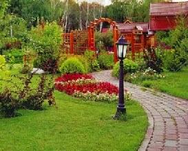 Ландшафтный дизайн, озеленение и благоустройство территории от 45 руб /м3