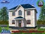 ABRISBURO предлагает новую коллекцию проектов домов и коттеджей