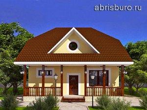 Строительство загородных домов по готовым проектам