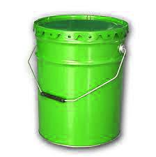 Эмаль ХВ-518 цв.защитный