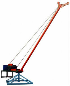Кран Пионер КЛ-3, КЛ-3-1 (1т)