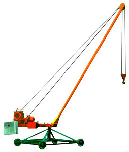 Кран «Пионер» КС-500 (0,5т)