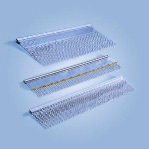 Anputzleiste PR-Standard, длина 240 см, коробка 25 шт. 0.43 шт./м