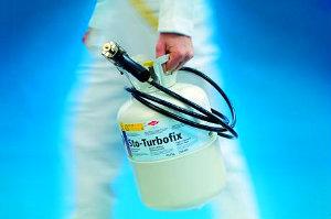Клей для пенополистирола Sto-Turbofix, баллон 10,4 кг