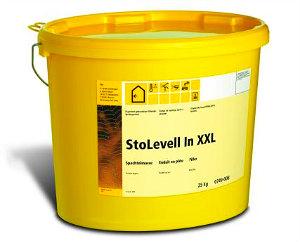 Интерьерная мелкозернистая шпатлёвка StoLevell In XXL 25 кг ведро