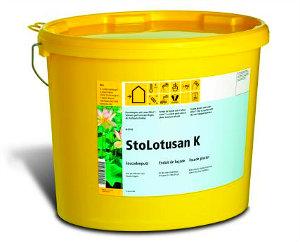Фасадная самоочищающаяся штукатурка StoLotusan (Лотусан) 25 кг