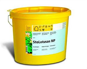 Фасадная самоочищающаяся штукатурка StoLotusan MP (Лотусан) 25 кг