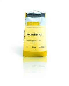 Минеральная заполняющая шпатлёвка StoLevell Fill 15 кг