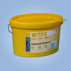 Песок для декоративных шпатлёвок StoLook Punto Z 6 кг