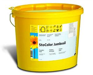 Фасадная краска StoColor Jumbosil 15 л