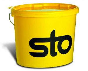 Армированная фасадная краска StoColor Fibrasil 15 л