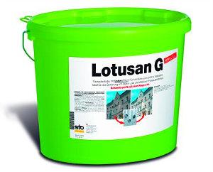 Самоочищающаяся фасадная краска StoLotusan Color G (Лотусан) 13,5 л