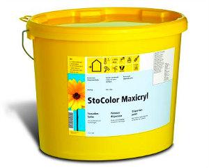 Универсальная фасадная краска StoColor Maxicryl 5 л
