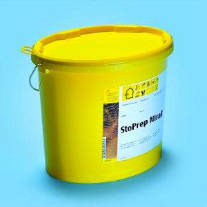Адгезионная грунтовка с кварцевым песком StoPrep Miral 25 кг