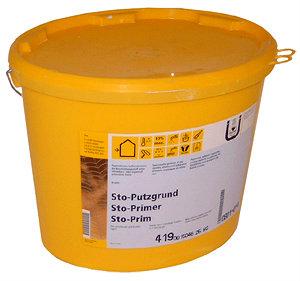 Адгезионная грунтовка с кварцевым песком Sto-Putzgrund 16 кг