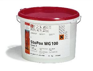 Эпоксидная грунтовка на водной основе StoPox WG 100 12 кг