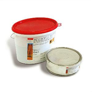 Эпоксидный шелковисто-матовый лак StoPox WL 150 transparent 8 кг