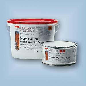 Колеруемый эпоксидный глянцевый лак StoPox WL 100 30 кг