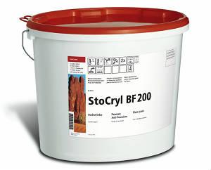 Матовая акриловая краска для пола StoCryl BF 200