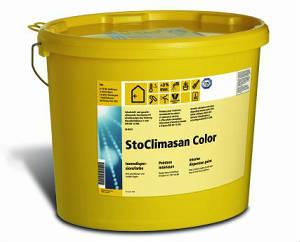 Фотокаталитическая краска для внутренних работ StoColor Climasan