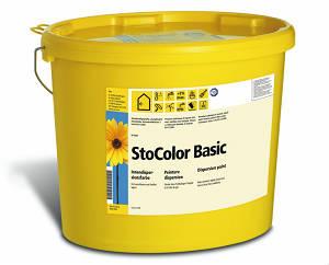 Матовая краска для путей эвакуации StoColor Basic