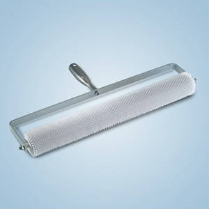 Игольчатый валик с держателем Sto-Entluftungswalze Duo-Bugel 12mm/50cm