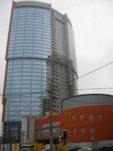Продажа  офиса  в новом  38-ми этажном Бизнес Центре  класса «А»