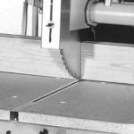 Новое оборудование для цеха по распилу ДСП
