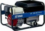 Бензиновый сварочный генератор SDMO VX 200/4 HС (VX 200/4 HS)