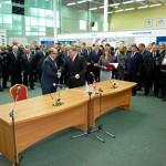 На экономическом форуме подписали соглашение о расширении производства Kerama Marazzi