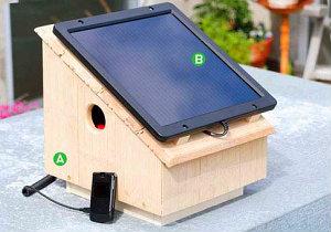 Аморфная солнечная панель- 50Вт