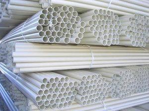 Трубы ПВХ жесткие электротехнические