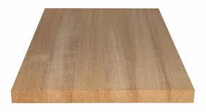 Мебельный щит из дуба, бука, сосны, ясеня, лиственницы и березы