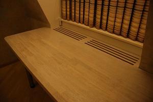 Изготавливаем столешницы из массива  дерева