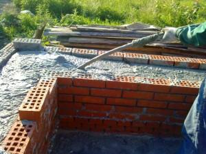 Cтроительство домов из кирпича и пенобетона
