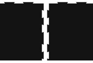 Плитка напольная из эластичной резины Резиплит Таб-8