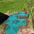 Фото 4: Сборка садовой дорожки на даче, быстро и своими руками!