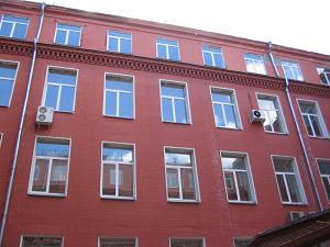 Специальная геодезическая съемка фасадов зданий (фасадная съемка)