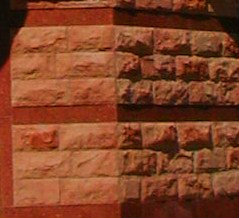 """Плитка """"Огненный камень"""" (Скала) кварцитопесчаник"""